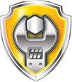 Rubble's Badge